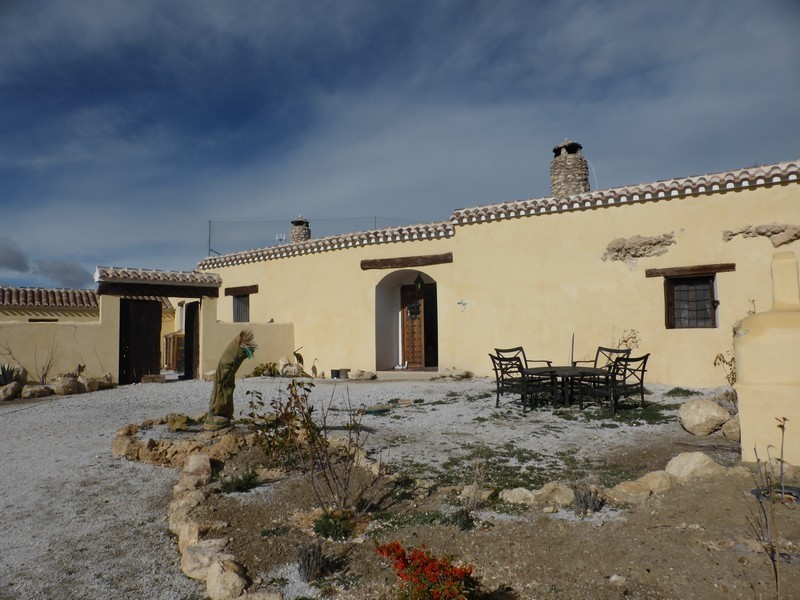 Cheap Spanish property for sale rural Andalucia Spain Cave/Farm/Cortijo